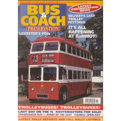 Bus and Coach Preservation 2003 November