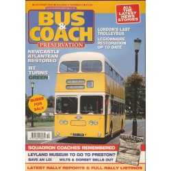 Bus and Coach Preservation 2003 October
