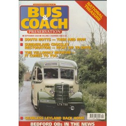 Bus and Coach Preservation 2003 September