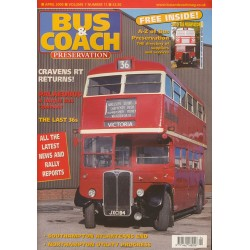 Bus and Coach Preservation 2005 April