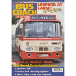 Bus and Coach Preservation 2005 July