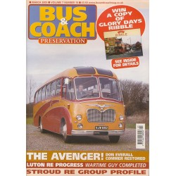 Bus and Coach Preservation 2005 March