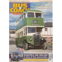 Bus and Coach Preservation 2005 May