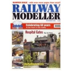 Railway Modeller 2009 November