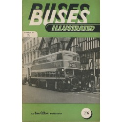 Buses Illustrated 1958 May