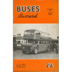 Buses Illustrated 1959 April
