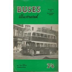 Buses Illustrated 1959 November