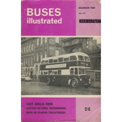 Buses Illustrated 1964 December