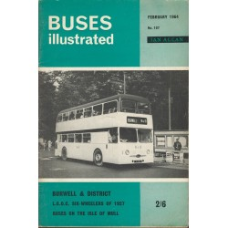Buses Illustrated 1964 February