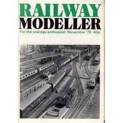 Railway Modeller 1978 November