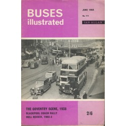 Buses Illustrated 1964 June
