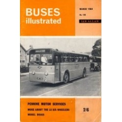 Buses Illustrated 1964 March