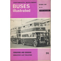 Buses Illustrated 1964 October