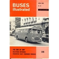 Buses Illustrated 1965 April