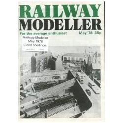Railway Modeller 1978 May
