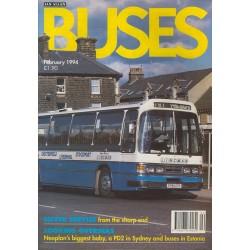 Buses 1994 February