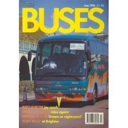 Buses 1994 June