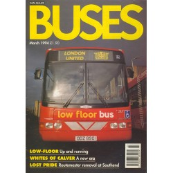 Buses 1994 March