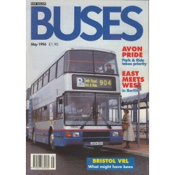 Buses 1994 May