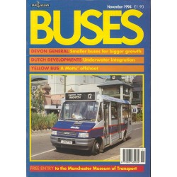 Buses 1994 November