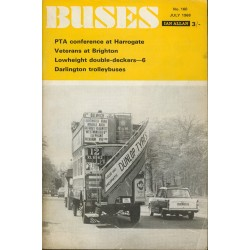 Buses 1968 July