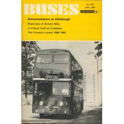 Buses 1968 May