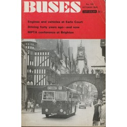 Buses 1968 October
