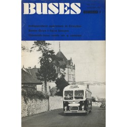 Buses 1969 August