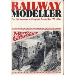 Railway Modeller 1978 December