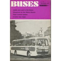 Buses 1969 December