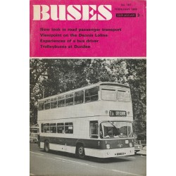 Buses 1969 February