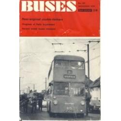 Buses 1970 December