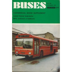 Buses 1970 October
