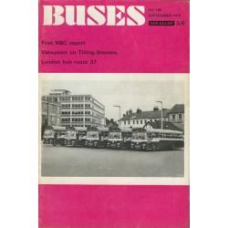 Buses 1970 September