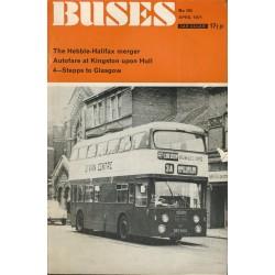 Buses 1971 April