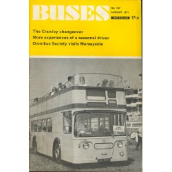 Buses 1971 August