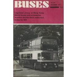 Buses 1971 December