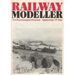 Railway Modeller 1977 September