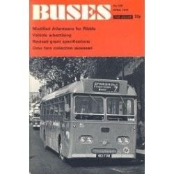 Buses 1974 April