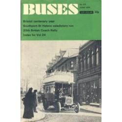 Buses 1974 June