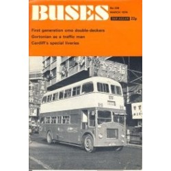 Buses 1974 March