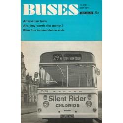 Buses 1974 May
