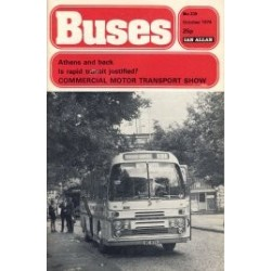 Buses 1974 October