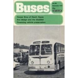Buses 1974 September