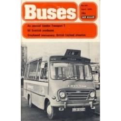 Buses 1975 April