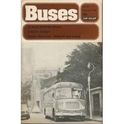 Buses 1976 February