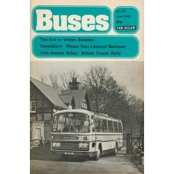 Buses 1976 June