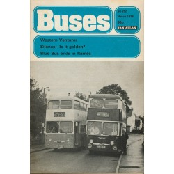 Buses 1976 March