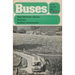 Buses 1976 May