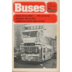 Buses 1976 October